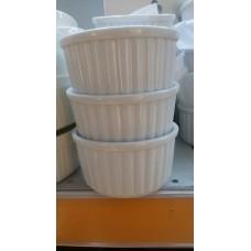 Porselen Sufle Kabı 10 cm