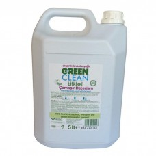 U Green Clean Organik Sıvı Çamaşır Deterjanı 5 Lt