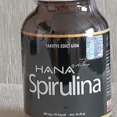 Spirulina HANA (660 mg x 90)