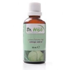 Lahana Tohumu Yağı 50 ml - Cabbage Seed Oil