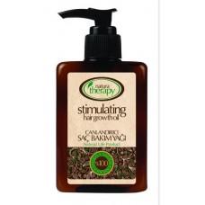 Natura Therapy Saç Bakım Yağı 200 ml - Stimulating Hair Care Oil - TÜKENDİ