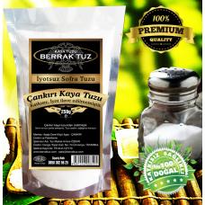 Çankırı Tuzu Öğütülmüş 250 gr - Natural Salt