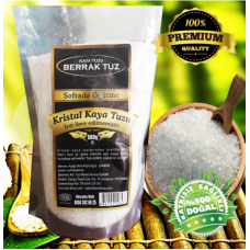 Çankırı Tuzu Öğütülmemiş 500 gr - Natural Salt