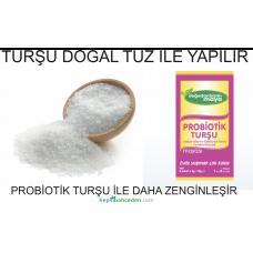 Turşu Seti ( Doğal Çankırı Tuz + Probiotik Turşu)