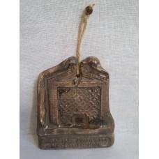 Yazılıkaya Kabartması - Pişmiş Toprak Ürün 10x10 cm
