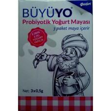 BÜYÜYO - Doğal Probiyotik Yoğurt Mayası